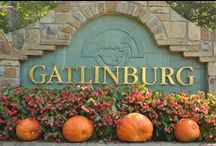 About Gatlinburg / Gatlinburg is two miles long by five miles wide. On its own, just a sleepy little mountain town with mostly good neighbors. Unless you can trace your name back to the mid 1800's, you're not really from here, you're just a' visitin'.