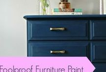 Furniture / Lots of gorgeous furniture transformations to inspire you!