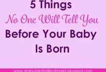 TAKING CARE OF BABY / All things baby from sleep schedules to safe beauty products to learning and development.