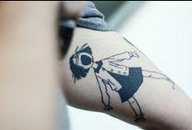 Tattooed People