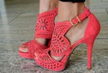 adorn : heels and wedges / by erin laturner