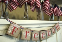 celebrate : independence day   / by erin laturner