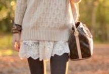 Fashion / by Anna Davidson