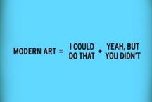 Off the Wall / Modern art. Classic art. Pop art. Poster art. Photography. Artists. Photos of artists and photographers. Quotes from artists and photographers. Quotes about art and photography. Art decor. Cameras and art supplies. All things art. / by Sher Bowie