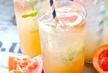 Drinks / *Must be 21+ in order to follow and pin from this board |  Alcoholic Drink Recipes | Adult drinks and refreshing cocktail ideas for your next party or after work happy hour.  |  Check out all our recipes at https://theseasidebaker.com/