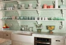 My kitchen shall be white