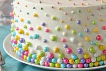 bake : inspiration cookies, cuppies and cakes / by erin laturner