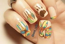All about NAILS! / by Salina Doan