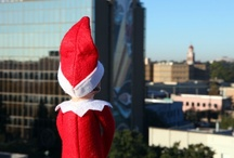 Elf on the Shelf Downtown
