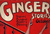 Am I Ginger? / Crushing on gingers.
