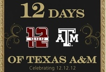 12 Days of A&M / by Texas A&M Career Center