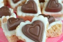 Valentine's Day / The best recipes to celebrate Valentine's Day | Delicious holiday treats perfect for a party or celebrating at home | Baking | Desserts | Food | And of course - Chocolate! | Check out more delectable recipes at https://theseasidebaker.com/