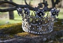 craft : tiaras, crowns and masks / by erin laturner