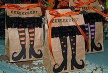 celebrate : samhain : food and treats / by erin laturner