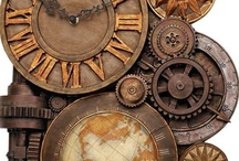Steampunk / Fantastic and eclectic