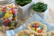Easter Recipes / Easter Recipes Sure to Please! | Food | Desserts | Treats | Eggs | Candy | See more delicious recipes at https://theseasidebaker.com/