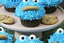 Kids Birthday Party Food and Ideas / The best kids birthday party ideas and recipes for both girls and  boys  | Easy and Delicious Food, Decorations, Fun Activities | Cupcakes | Cakes | See all our recipes at https://theseasidebaker.com/