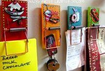 craft : storage and organization / by erin laturner