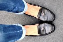 adorn : flats, sandals and tennis shoes / by erin laturner