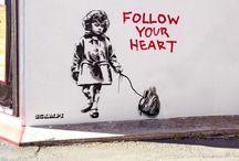 Street Art / by Bridget Nicole Peters