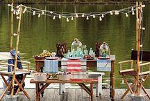 Lake Life / Lake house, home decor cute lake things and stuff / by Benae Hammons