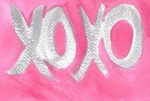XO / by Bridget Nicole Peters