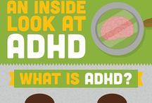 ADHD related / by Angela Walker