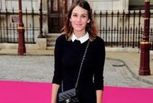 Collared Dresses / Cute collar dresses are still high on our radar andthe trend is set to continue well into Winter 2014 !