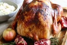 Thanksgiving / Thanksgiving Recipes and Menu | Dinner | Desserts | Appetizers | Sides | And of course - Turkey! | Check out all our recipes at https://theseasidebaker.com/