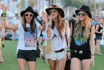Coachella style / Time to pack for Coachella! Here is what you need for the hottest music festival!  #coachella #style #hippie #isabelmarant #alessandraambrosio #mirandakerr #music #festival