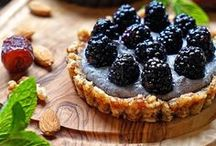 Berry Recipes / Berries!  If it's made with berries, you'll find it here! | Cakes | Pies | Cobblers | Bars | Tarts | Crisps | Crumble | Dessert | Drinks | Smoothies | Find more delicious recipes at https://theseasidebaker.com/