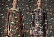 """The Camubutterfly by Valentino / The italian fashion house has given its signature camouflage motif an entomological twist.  Let yourself being seduced by the delightful """"Camubutterfly"""" collection.  #valentino #butterfly #prefall2014 #fashion #collections #paris"""