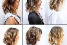 hair. / by Ellen