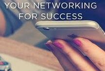 Networking / Tips for successful networking / by Texas A&M Career Center