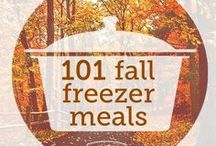 Freezer Meals / Make-ahead Freezer Meals | Made in advance and frozen for busy weeknights - Quick and Easy to Serve | See all our recipes at https://theseasidebaker.com/