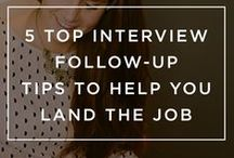 Interview Tips / by Texas A&M Career Center