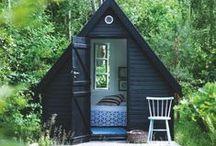 Tiny Houses / cabanes  minis maisons