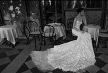 Inbal Dror / Carine's Bridal Atelier Call 202-965-4696 to set up an appointment to find your dream dress!