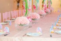 {  Ready to Pop Baby Shower Theme } / Pinned for you by Lisa @ http://50ThingsToKnow.com. #50TTK