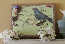 crafts / by Janetta Morton
