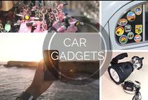 Car Gadgets We Love / Car gadgets and accessories to help improve your driving experience.