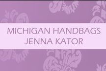 Michigan Handbags - Jenna Kator