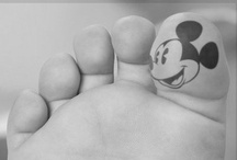 Disney tatoo's