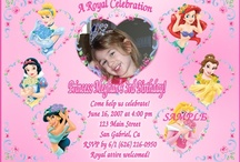 disney birthday invitations