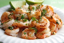 Shrimptastic! / All things shrimp and seafood! / by Naomi Ferguson