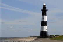 Lighthouses/ vuurtorens