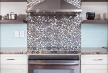 dream kitchen / Someday, I will have a kitchen bigger than a matchbox.