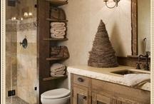 Interior Design: Bathroom / by Dandelion Dust Designs