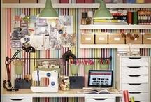 Interior Design: Art Room / by Dandelion Dust Designs