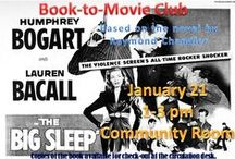 Book-to-Movie-Club / Come watch an discuss movies that are based off of books with us! / by Rochester Public Library District
